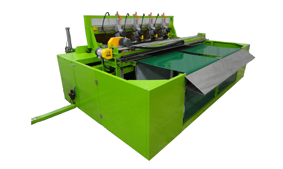 Slitting and piece cutter